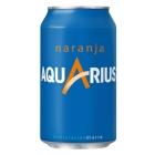 AQUARIUS NARANJA LATAS 33 CL