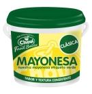 MAYONESA CHOVI ETIQUETA VERDE CUBO 3 7 KG