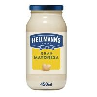 MAYONESA HELLMANNS 450 ML