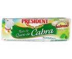 QUESO CABRA MINI RULO PRESIDENT  180 GR