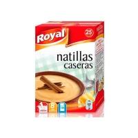 NATILLAS CASERAS ROYAL 5 SOBRES 100 GR