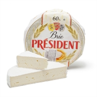 QUESO BRIE PRESIDENT 1 KG