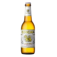 SINGHA LAGER BEER 330 ML