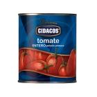 TOMATE ENTERO CIDACOS 820 GR
