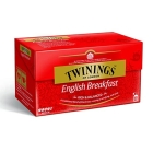 TE ENGLISH BREAKFAST 25 S TWININGS