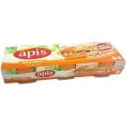 PATE APIS SUAVE PACK 3