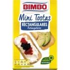 MINI TOSTAS RECTANGULARES BIMBO 100 GR
