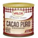 CACAO PURO EN POLVO DESGRASADO VALOR 250 GR