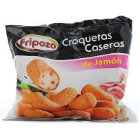 CROQUETA DE JAM  N FRIPOZO 1 KG