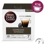 DOLCE GUSTO EXPRESSO INTENSO 16 CAP