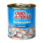 BERBERECHOS NATURALES 185 G  CABO PE  AS
