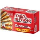 SARDINILLA CON TOMATE 6 10 85 G  CABO PE  AS