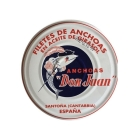 ANCHOAS DON JUAN PANDERETA 550 GR