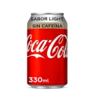 COCA COLA LIGHT SIN CAFEINA LATA 33 CL