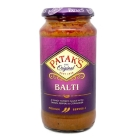 SALSA BALTI PATAKS 450 GR