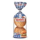 PAN HAMBURGUESA 4 U  BIMBO