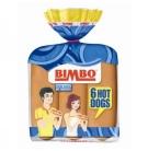 PAN HOT DOG 6 U  BIMBO