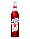 SIROP DE FRESA SIN ALCOHOL MARIE BRIZARD 700 ml