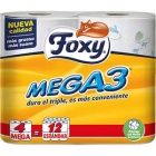PAPEL HIGI  GNICO 4 R  FOXY MEGA TRIPLE ROLLO