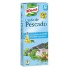 CALDO DE PESCADO 12 PASTILLAS KNORR