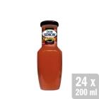 ZUMO TOMATE 24 BOTELLAS DE CRISTAL DE 200 ML DON SIMON
