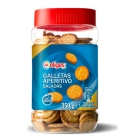 GALLETAS SALADAS IFA ELIGES BOTE 350 GR
