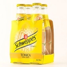T  NICA SCHWEPPES 18 CL  PACK 4
