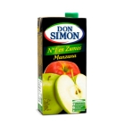 ZUMO MANZANA DON SIMON 1 L  BRICK