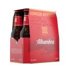 CERVEZA ALHAMBRA 25 CL P 6