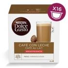 DOLCE GUSTO CAFE CON LECHE DESCAFEINADO 16 CAPSULAS
